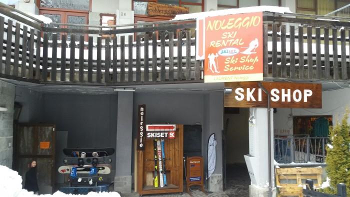 Cisco ski Saint Jean