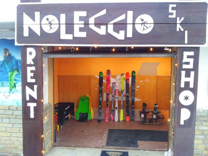 Cisco ski La Trinité