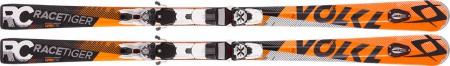 Ski VOLKL RACETIGER RC UVO NEON-ORANGE