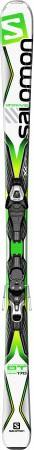 Ski SALOMON X-DRIVE 8.0 BT + LITHIUM 10