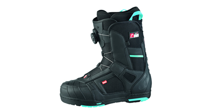 Snowboard shoe HEAD 500 BOA JR