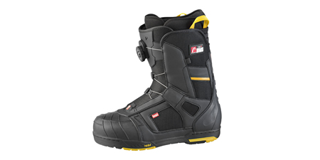 Snowboard shoe HEAD 500 4D
