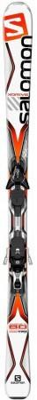 лыжи SALOMON X-DRIVE 8.0 TI