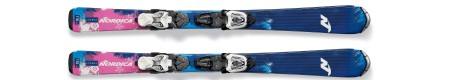 Ski NORDICA LITTLE BELLE FASTRAK