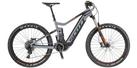 Bike SCOTT E-GENIUS 720