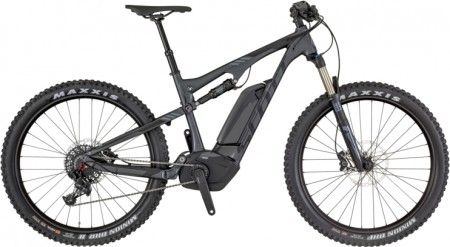 Bike SCOTT E-GENIUS 730
