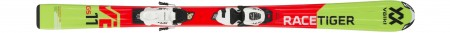 Ski VOLKL RACETIGER JR RED