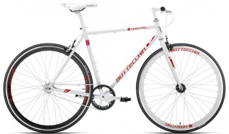 City bike BOTTECCHIA 301 HASHTAG SCATTO FISSO