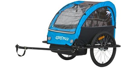 Children bicycle trailer SPECTRA TRAILER ECO