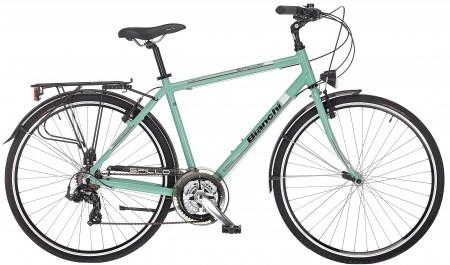 Bike BIANCHI SPILLO RUBINO DELUXE GENT