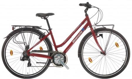 Bike BIANCHI SPILLO RUBINO DELUXE LADY