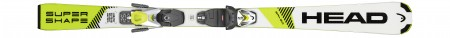 Ski HEAD SUPERSHAPE SLR PRO