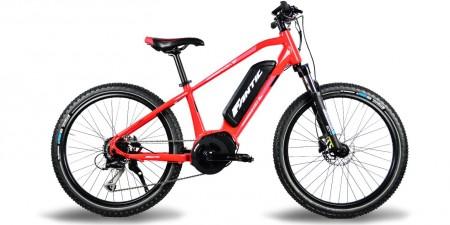 Bici Mtb elettrica FANTIC JUNIOR  24