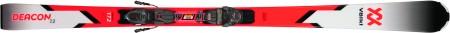 Ski VOLKL DEACON 7.2 RED