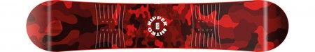 Snowboard NITRO RIPPER YOUTH RED