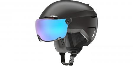 Helmet ATOMIC VISOR BLACKWHITE