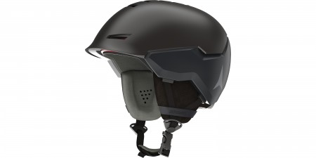 Helmet ATOMIC REVENT BLACK-GREY