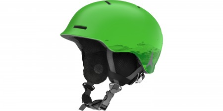 Helmet ATOMIC REVENT J PINK-BLU-BLACKGREEN