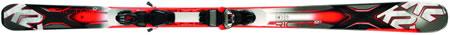 Ski K2 AMP RICTOR 82XTI
