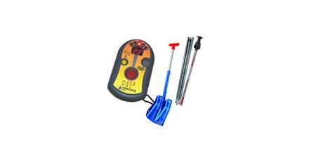 Kit Arva + Shovel + Probe ORTOVOX ARVA-PALA-SONDA