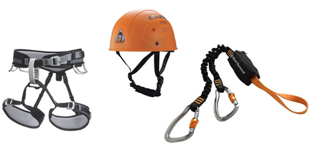 KIT FERRATA CAMP