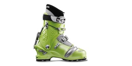 Ski Boots SCARPA F1
